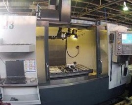 Haas Vertical Machining Centre